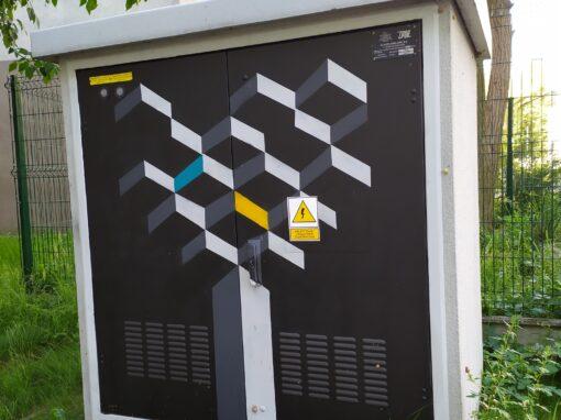 Moderna na skrzynkach – Koszarowa