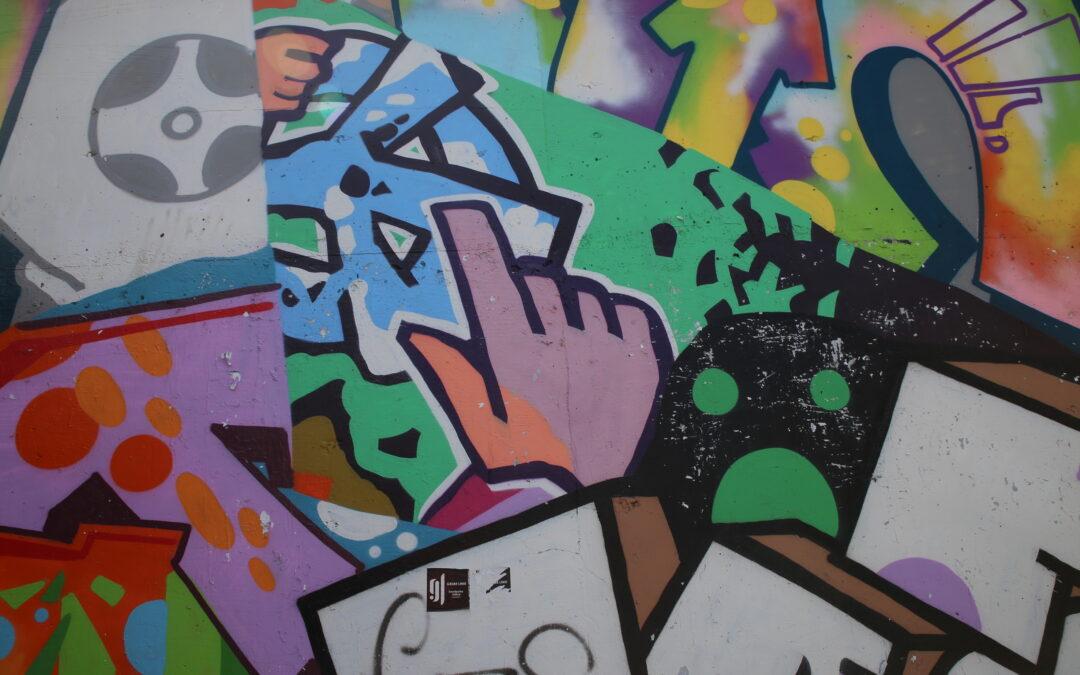 Szlak murali nominowany
